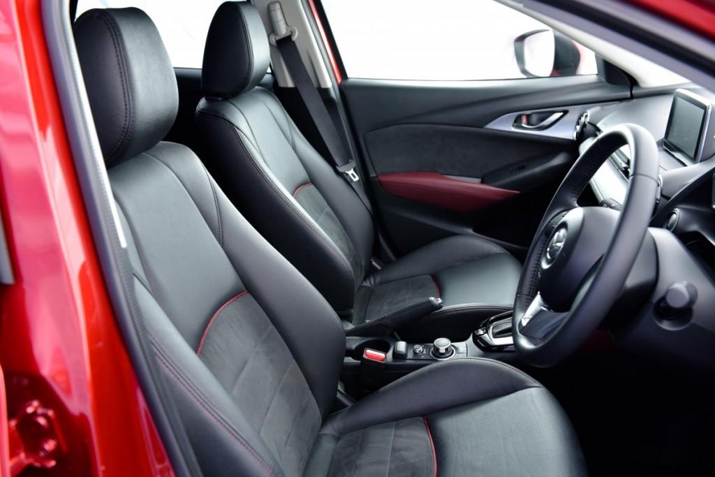 Mazda CX-3 เบนซิน ตระกูล ลินมิตร driveautoblog (1)