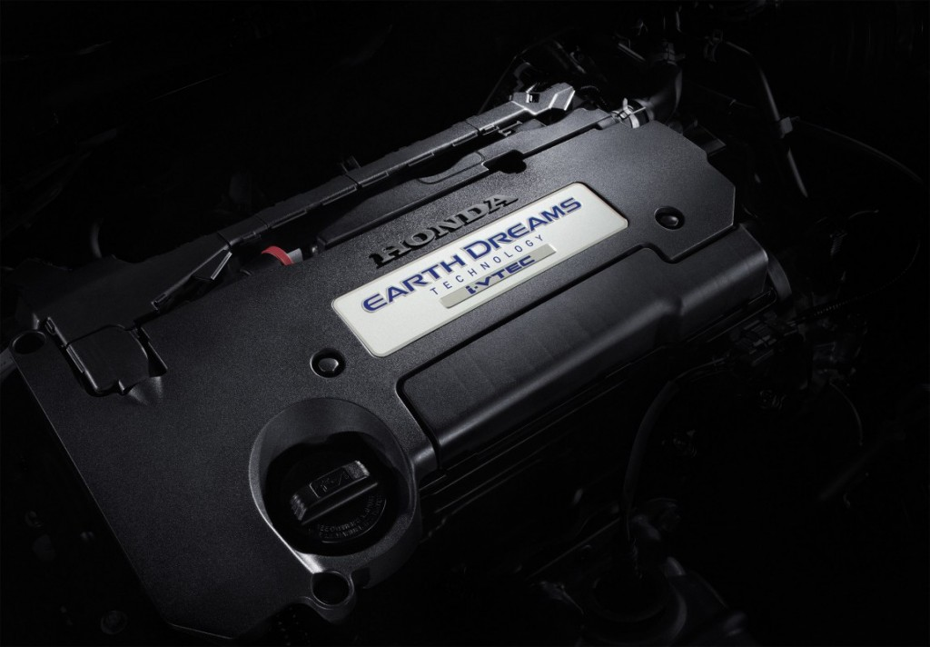 14_2.4 L engine developed under Earth Dreams Technology Honda