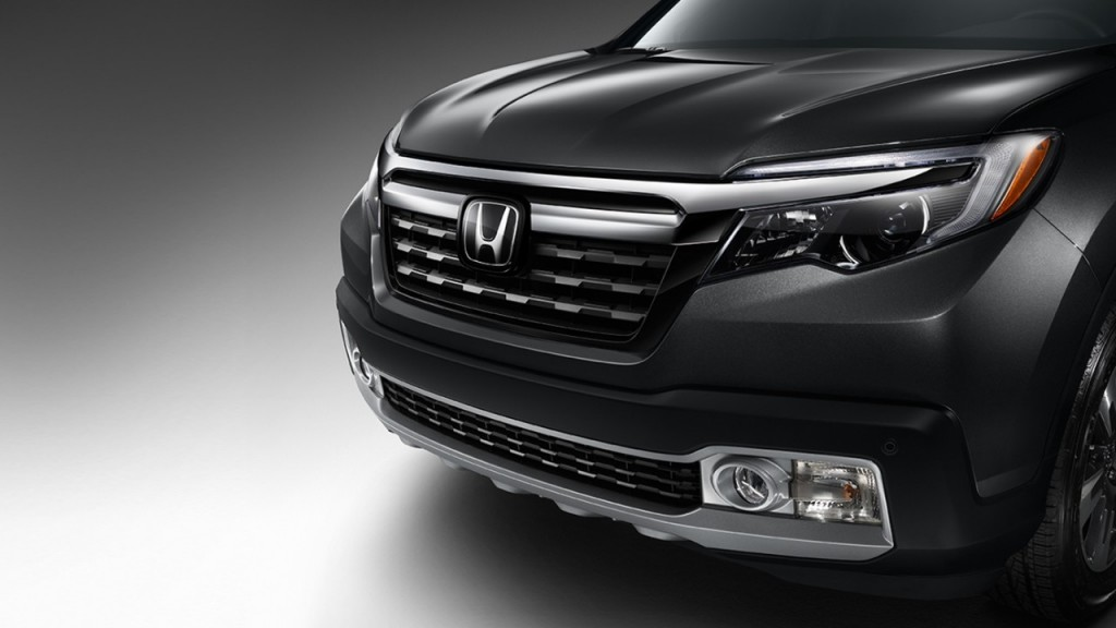 Honda Ridgeline of (2)