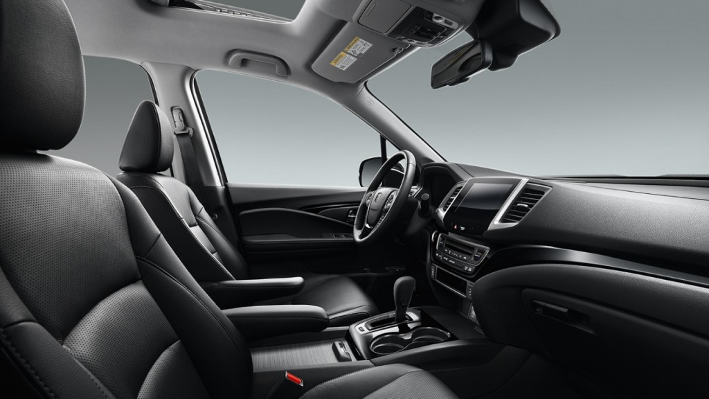 Honda Ridgeline of (6)