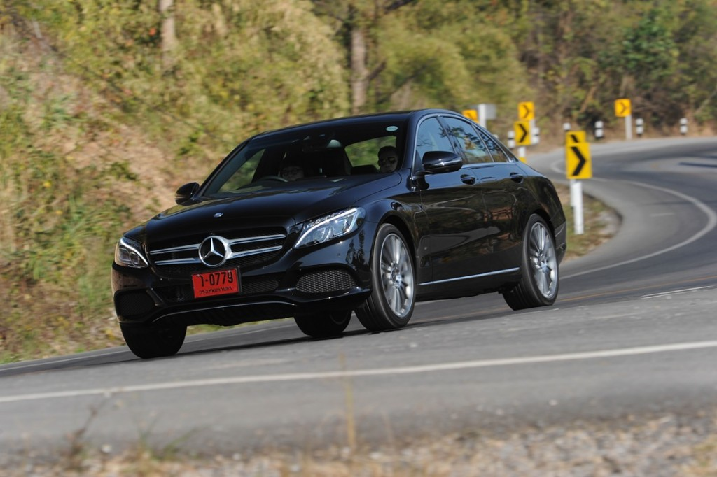 Mercedes Benz C350 e Plug-in Hybrid