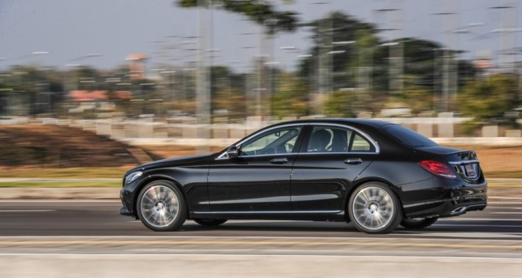 Mercedes Benz C350 e Plug-in Hybrid3
