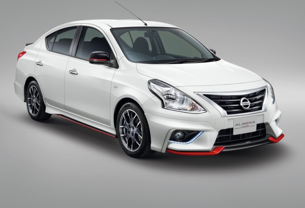 2. Almera Nismo Performance Package_45 Front