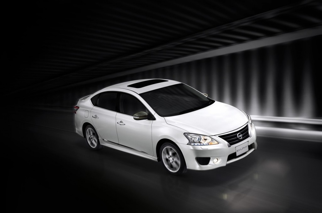 9.Sylphy DIG Turbo