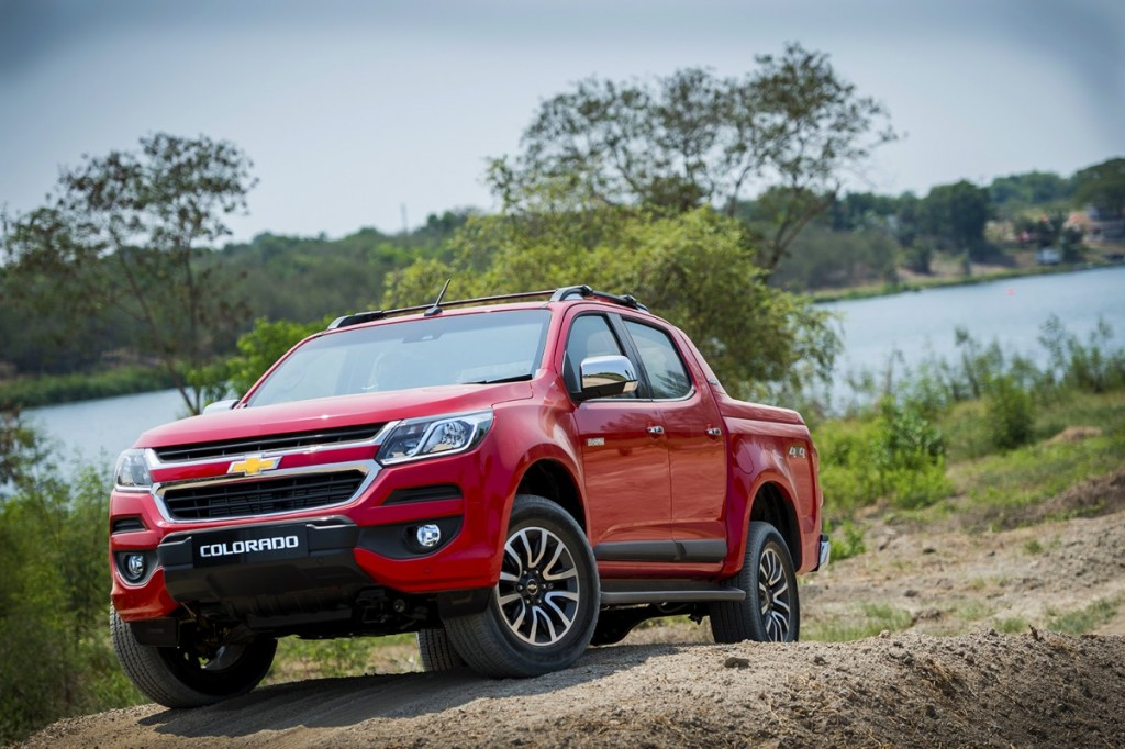 2017 Chevrolet Colorado High Country_off-road
