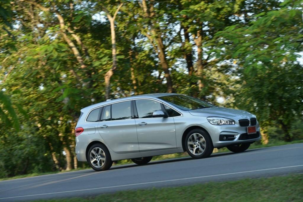 BMW 218i Gran Tourer38