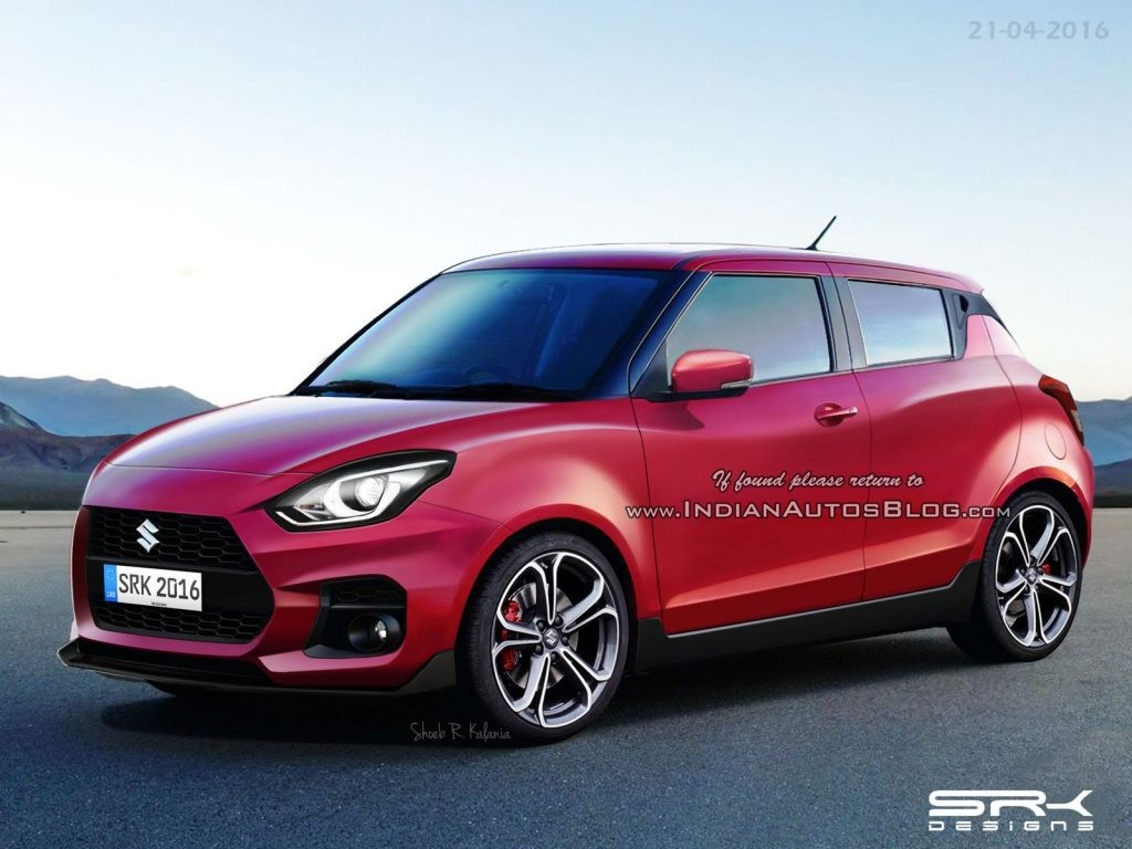 Maruti or All New Swift Next Gen (2)