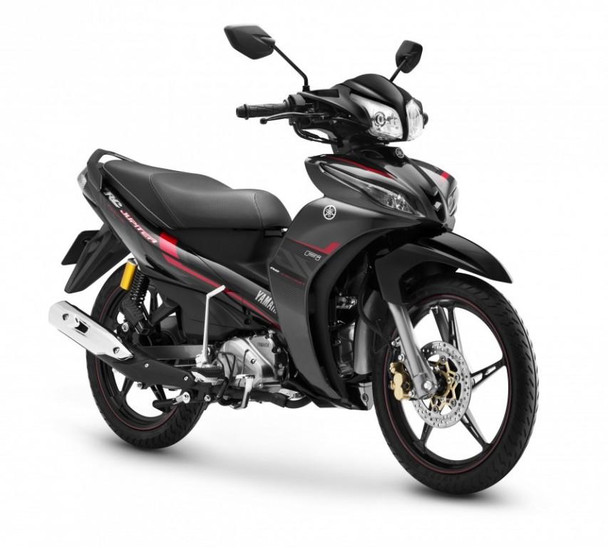02 Yamaha Jupiter RC