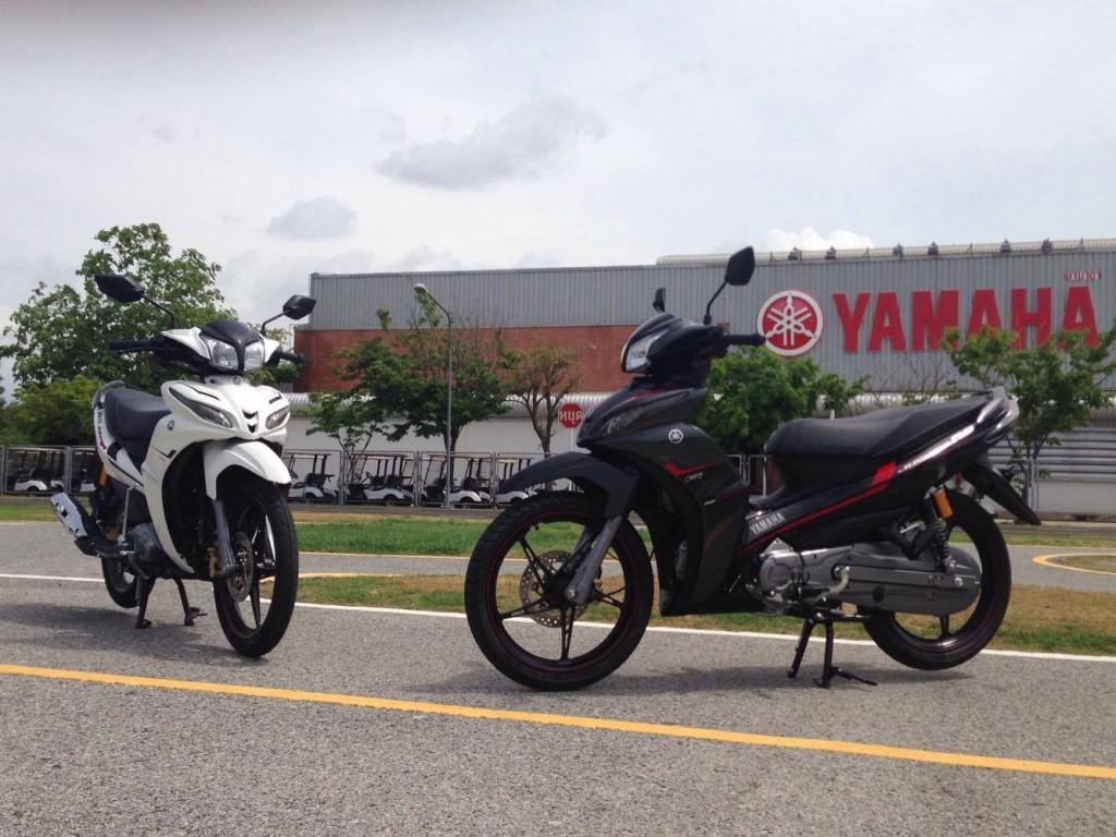 Yamaha Jupiter RC 115i