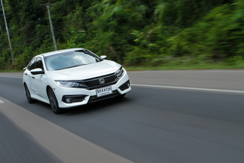 2016 All New Honda Civic Turbo (14)