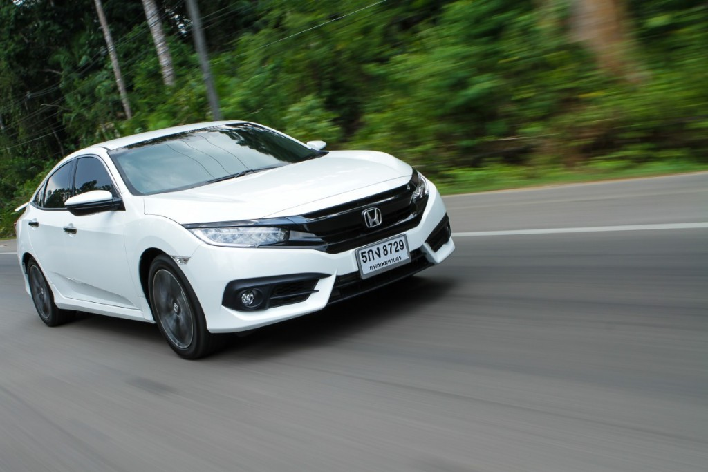 2016 All New Honda Civic Turbo (15)