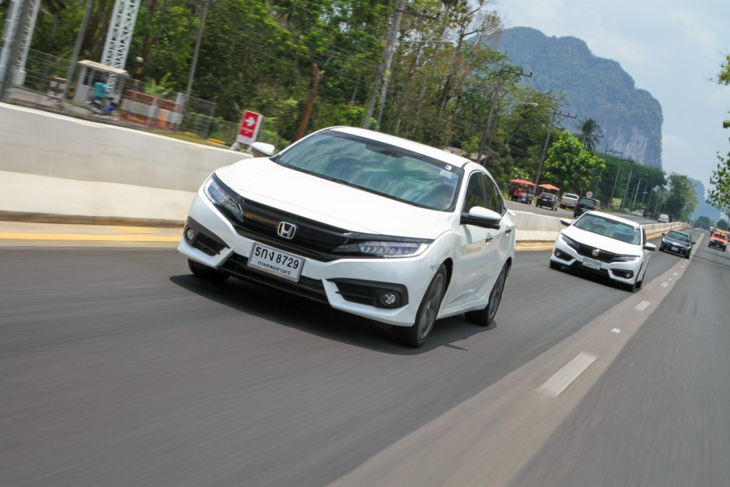 2016 All New Honda Civic Turbo (9)