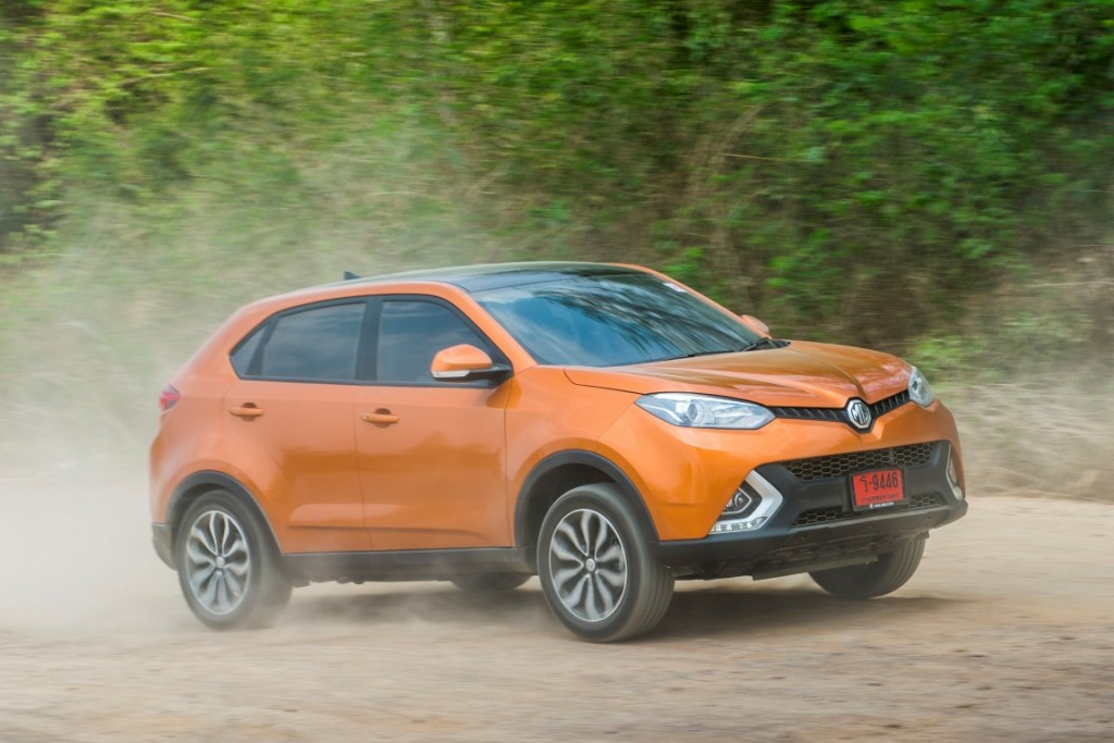 2016 All New MG GS Test drive driveautoblog (99)