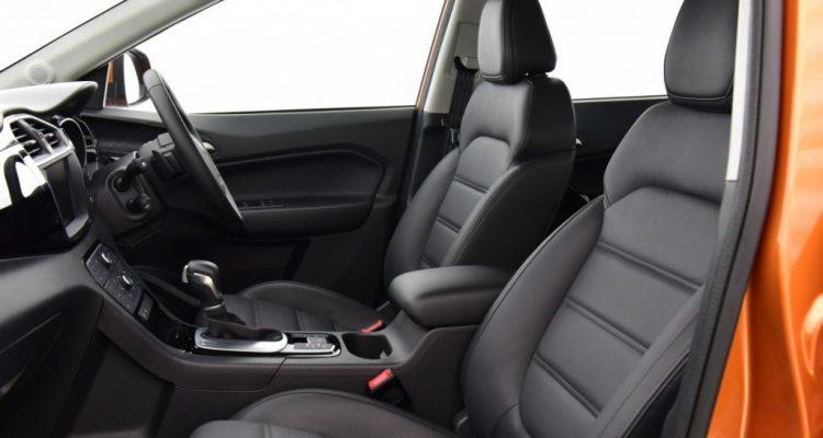 2016 MG GS interior  driveautoblog Testdrive (26)