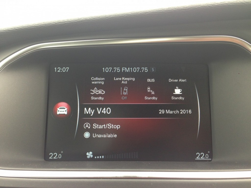2016 Volvo V40 Cross Country (5)