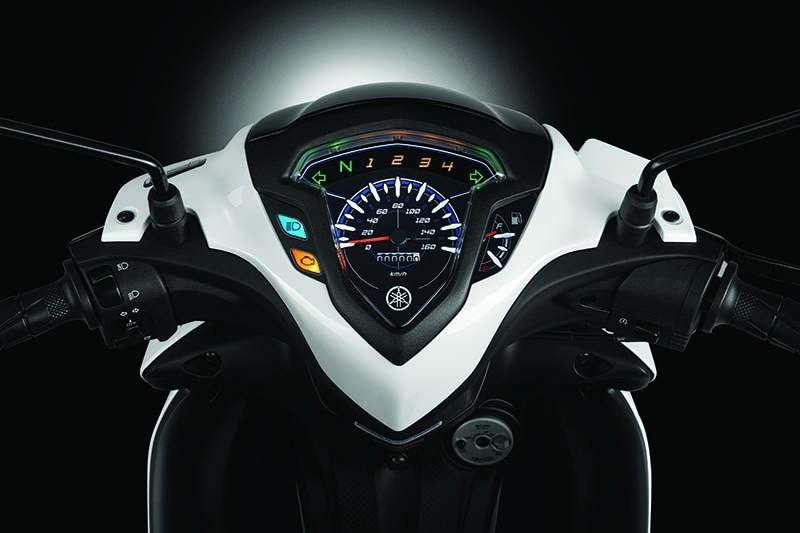 2016 Yamaha Jupiter 115i (2)