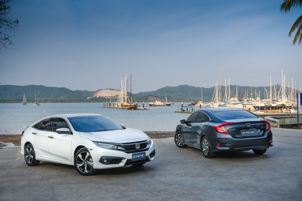 2017 All New Honda Civic (3)