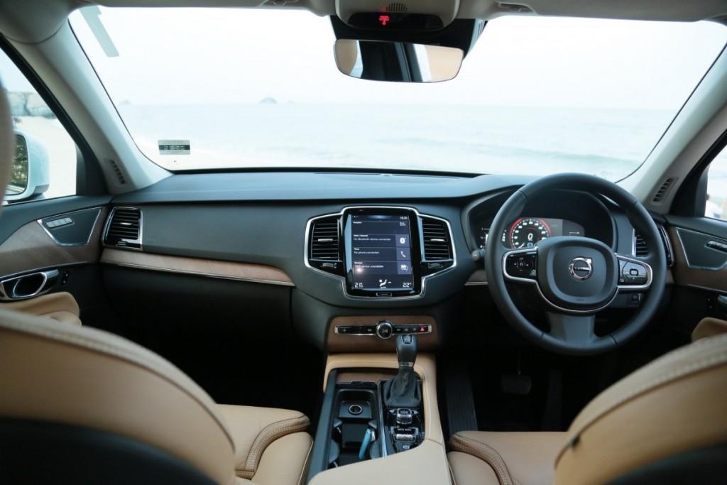 Volvo XC90 D5 AWD7