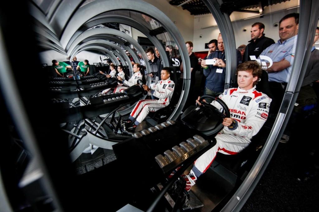 Nissan Gran Turismo Sport Simulator