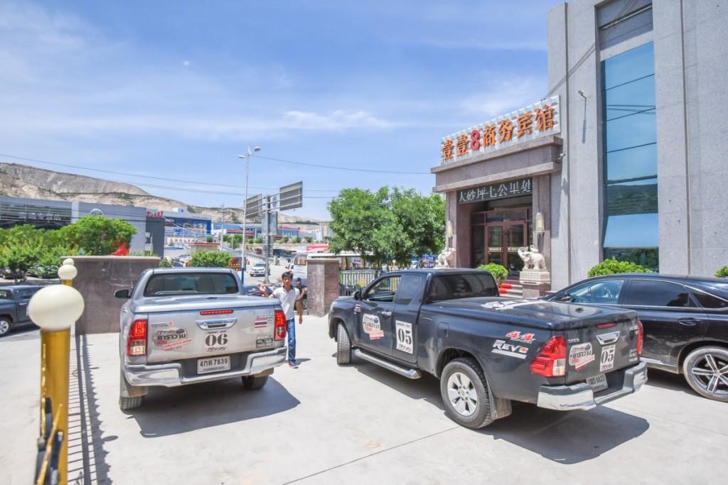 toyota hilux revo caravan bkk chaina 22