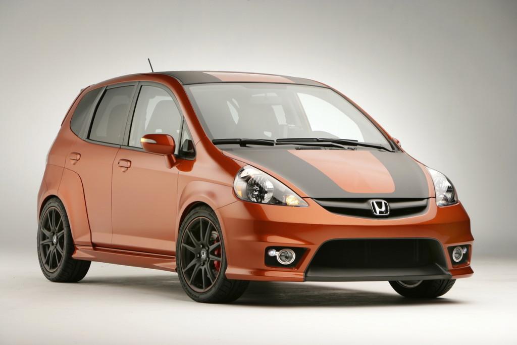 2007 Honda Fit Sport Extreme Concept