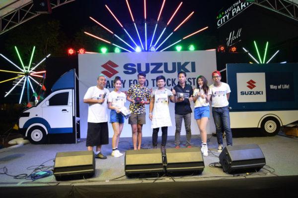 ซูซุกิ food trak อยุธยา 10