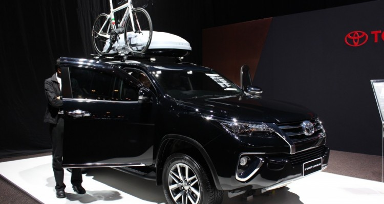 2015 All New Toyata Fortuner (77)