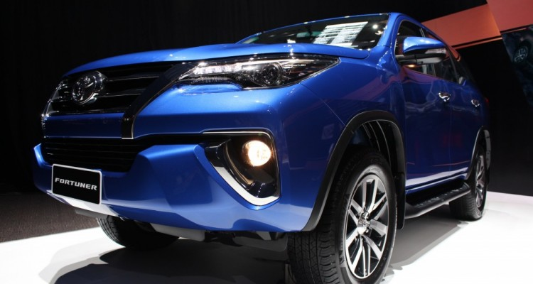 2015 All New Toyata Fortuner (93)