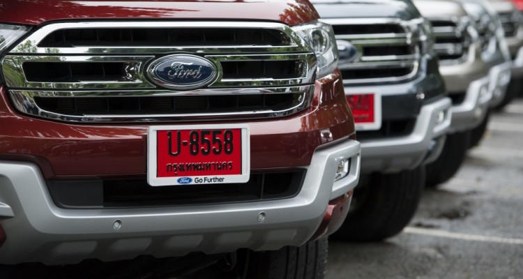Ford Everest drive 005