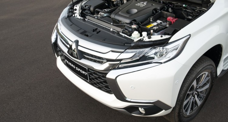 2015 All New Mitsubishi Pajero Sport (13)