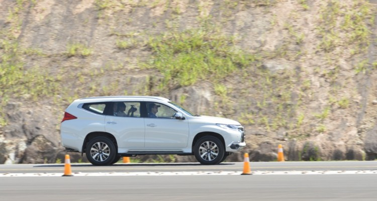 2015 All New Mitsubishi Pajero Sport (17)