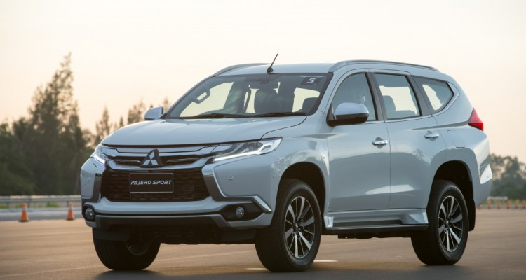 2015 All New Mitsubishi Pajero Sport (3)
