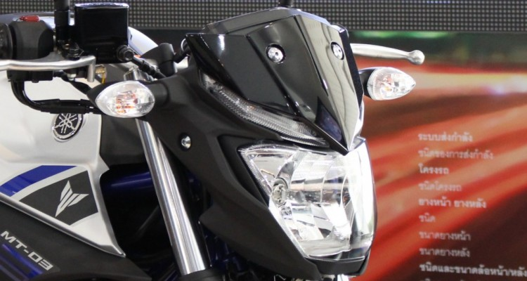 2015 Yamaha MT-03 (2)