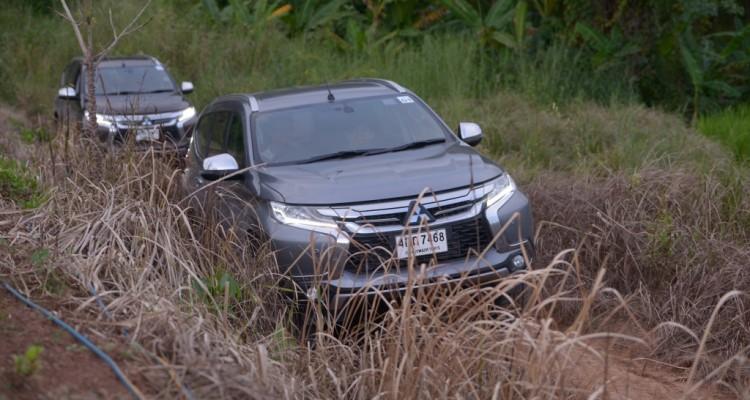 2015 Mitsubishi Pajero Sport Test บทความ (28)
