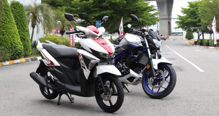 2015 Yamaha GT-125 (5)