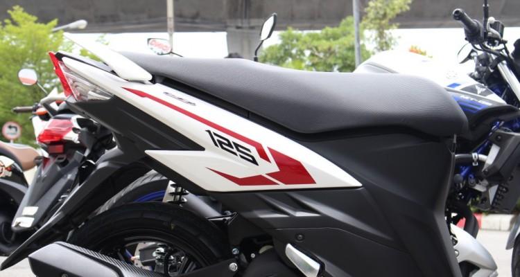 2015 Yamaha GT-125 (9)