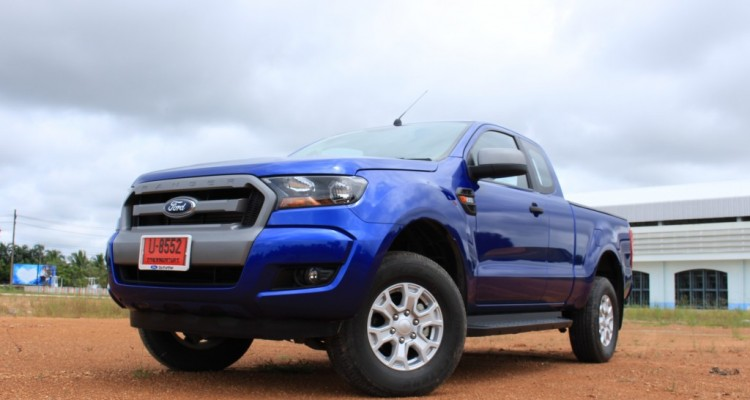 2015 Ford Ranger Open cab 2.2L Hi-Rider Mid Power MT (15)
