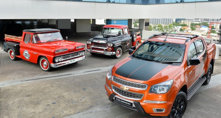 Classic Chevy Pickups 5