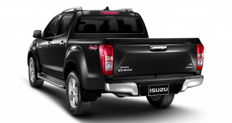 2015 Isuzu D-Max Blue Power (2)
