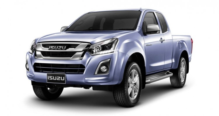 2015 New Isuzu  D-Max (4)