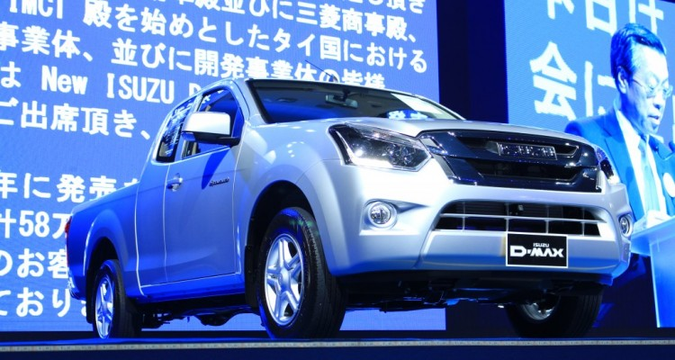 New Isuzu D-max 2015 (18)