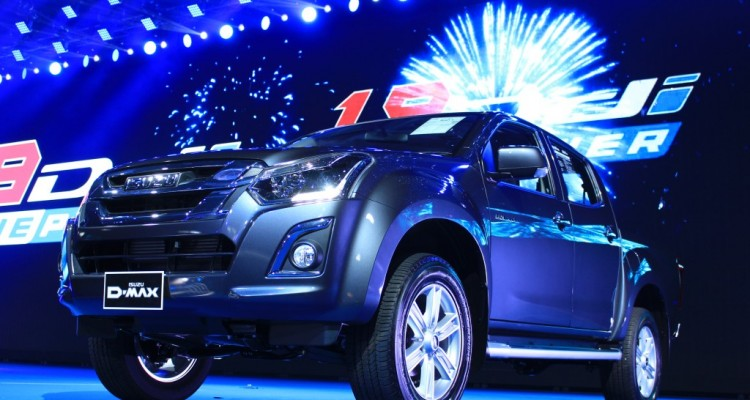 New Isuzu D-max 2015 (23)