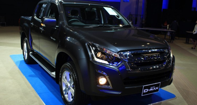 New Isuzu D-max 2015 (54)