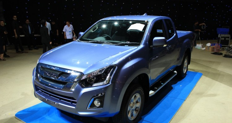 New Isuzu D-max 2015 (66)