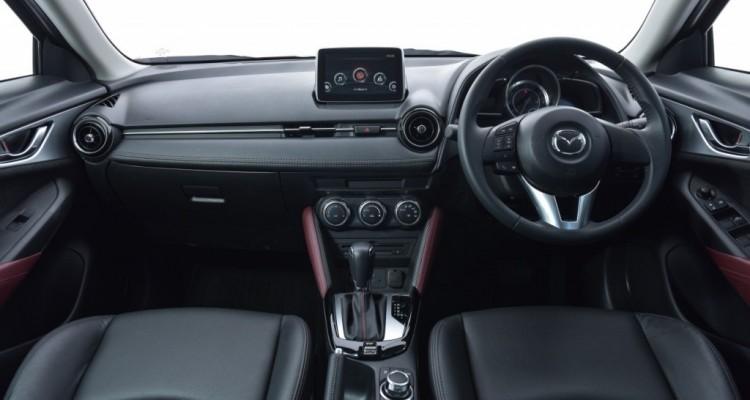 Mazda CX-3 เบนซิน ตระกูล ลินทมิตร driveautoblog (1)