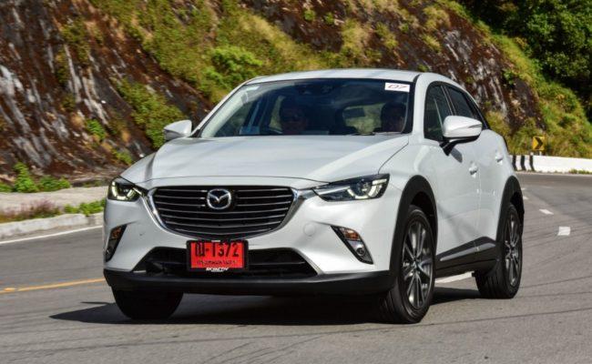 Mazda CX-3 เบนซิน ตระกูล ลินทมิตร driveautoblog (10)