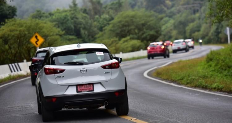 Mazda CX-3 เบนซิน ตระกูล ลินทมิตร driveautoblog (11)