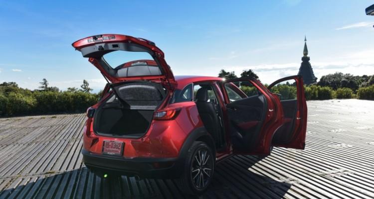 Mazda CX-3 เบนซิน ตระกูล ลินทมิตร driveautoblog (13)