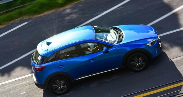 Mazda CX-3 เบนซิน ตระกูล ลินทมิตร driveautoblog (6)