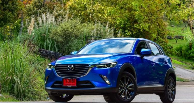 Mazda CX-3 เบนซิน ตระกูล ลินมิตร driveautoblog (2)